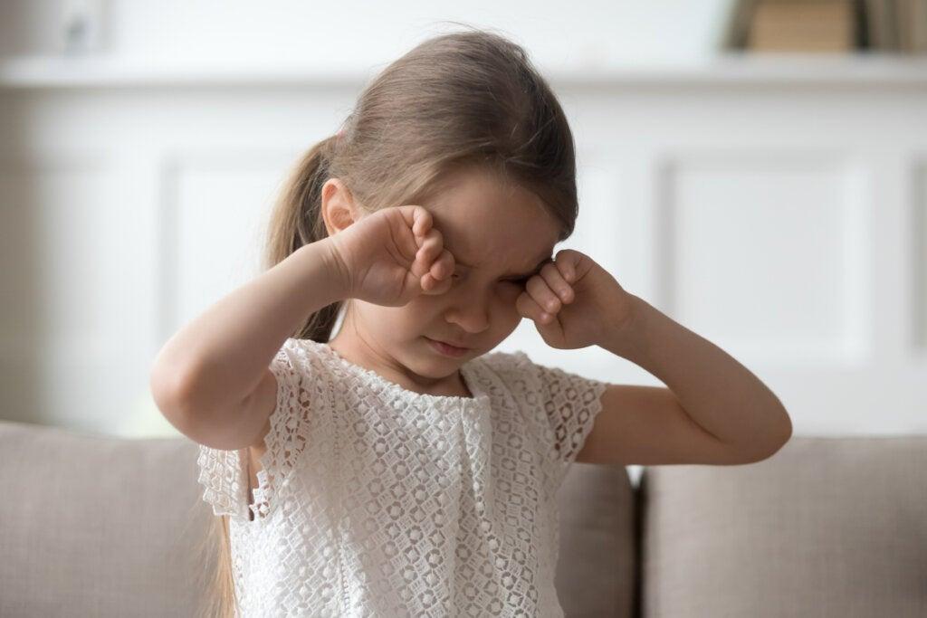 ¿Es normal el estrés en niños?