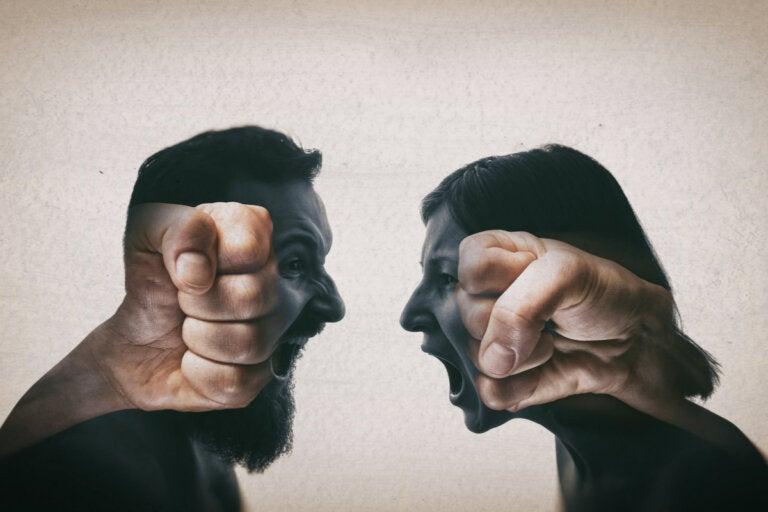 Diferencias entre la rabia y la ira