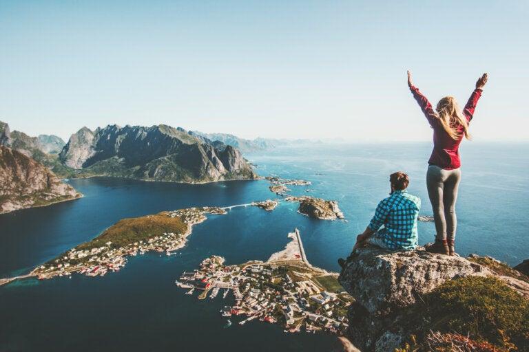 Friluftsliv, la pasión de los noruegos por la vida al aire libre