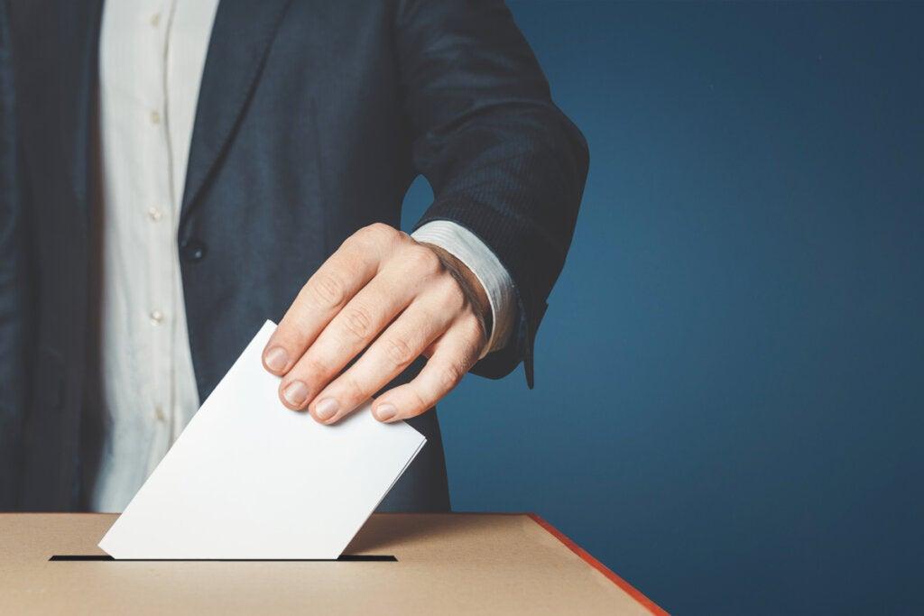 Dentro del cerebro de un votante