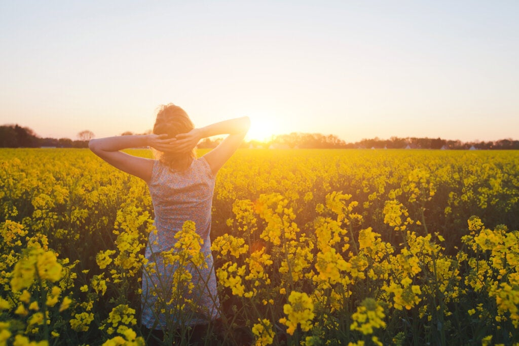 Mentalidad tranquila y positiva: 5 claves para lograrla