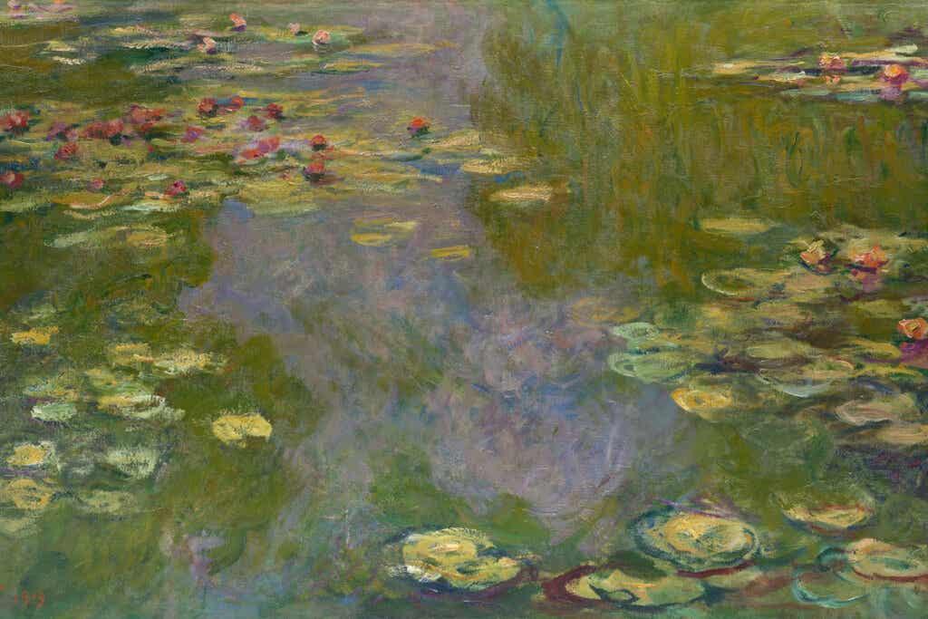 Nenúfares de Monet