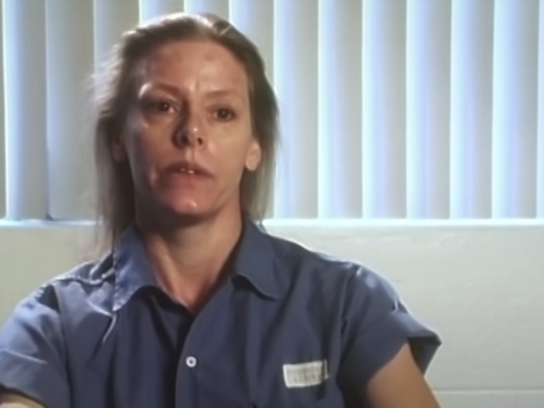 Aileen Wuornos, la cazadora de hombres