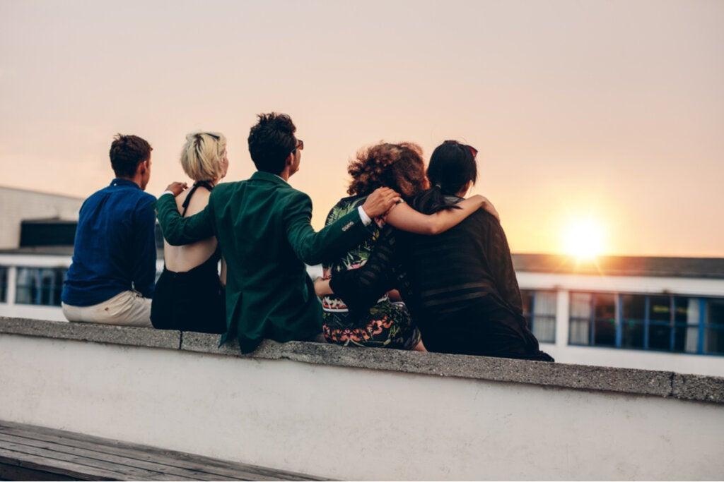 Amistades pasivas y activas, ¿en qué se diferencian?