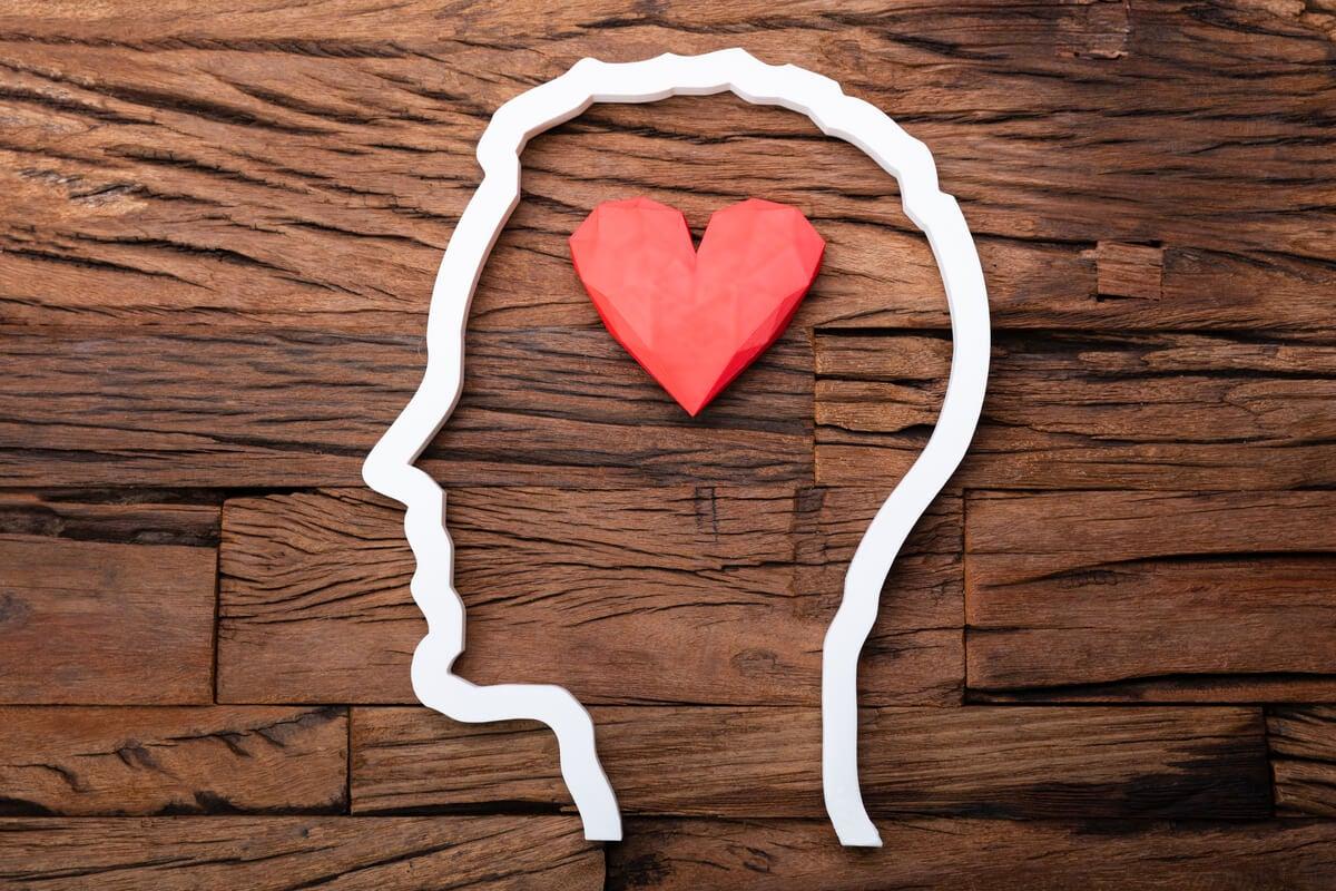 Corazón en la mente de un hombre