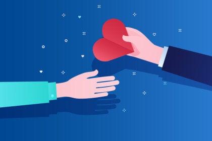 5 razones por las que es más difícil recibir que dar