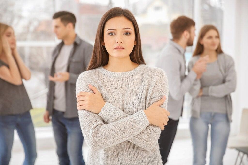 Ansiedad social: un trastorno que no para de crecer