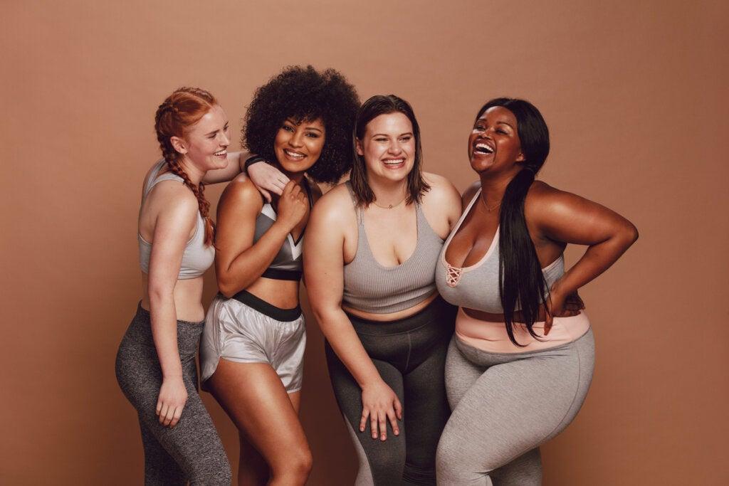 Body positive: cómo potenciar la aceptación del cuerpo