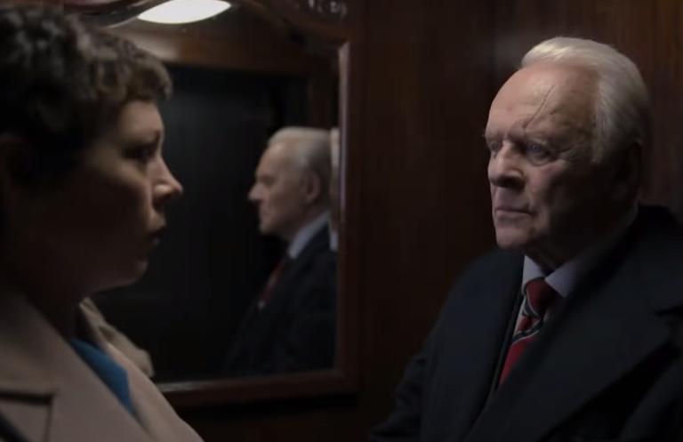 El padre, una conmovedora película sobre el alzhéimer