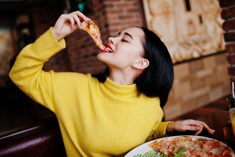 Cómo comemos define nuestra personalidad