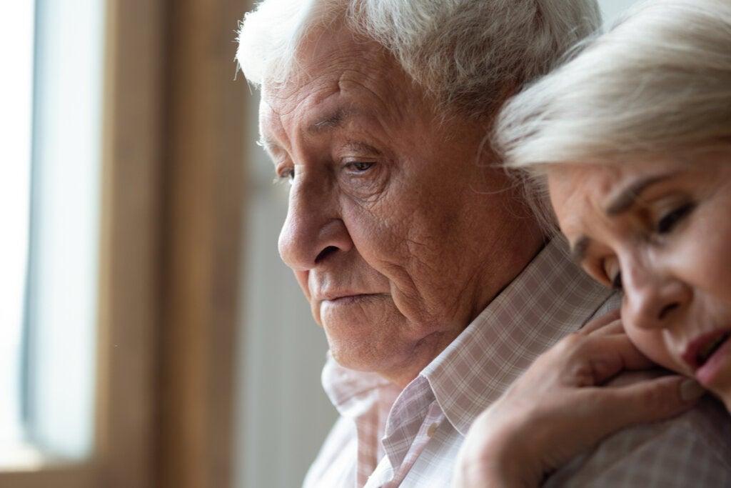 Afrontar el miedo a la muerte durante la vejez