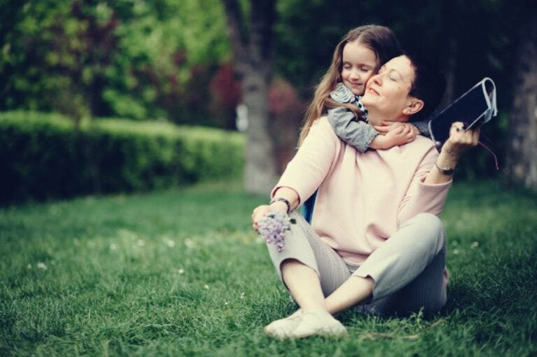 Cuando los abuelos hacen el papel de padres