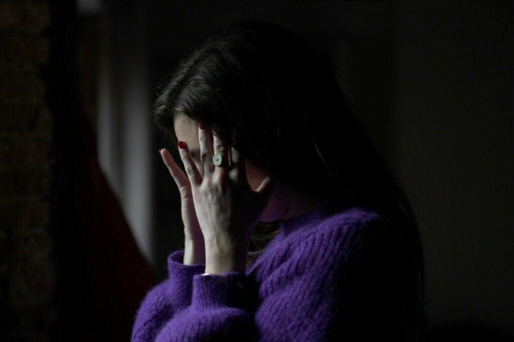 ¿Qué es la depresión agitada?