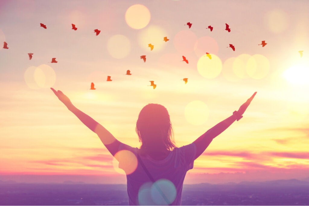 Las 81 mejores frases de esperanza en la vida y el amor