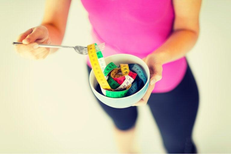 La cultura de la dieta: consecuencias psicológicas para la salud mental