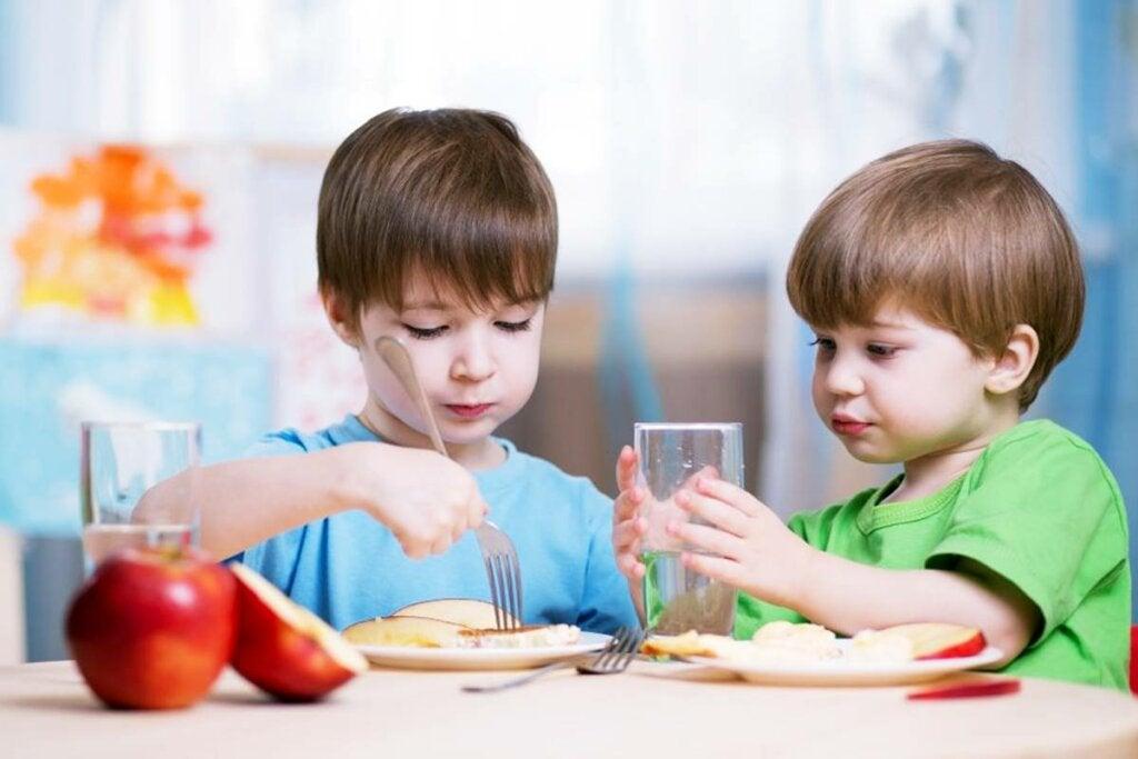 La importancia del desayuno en el rendimiento escolar