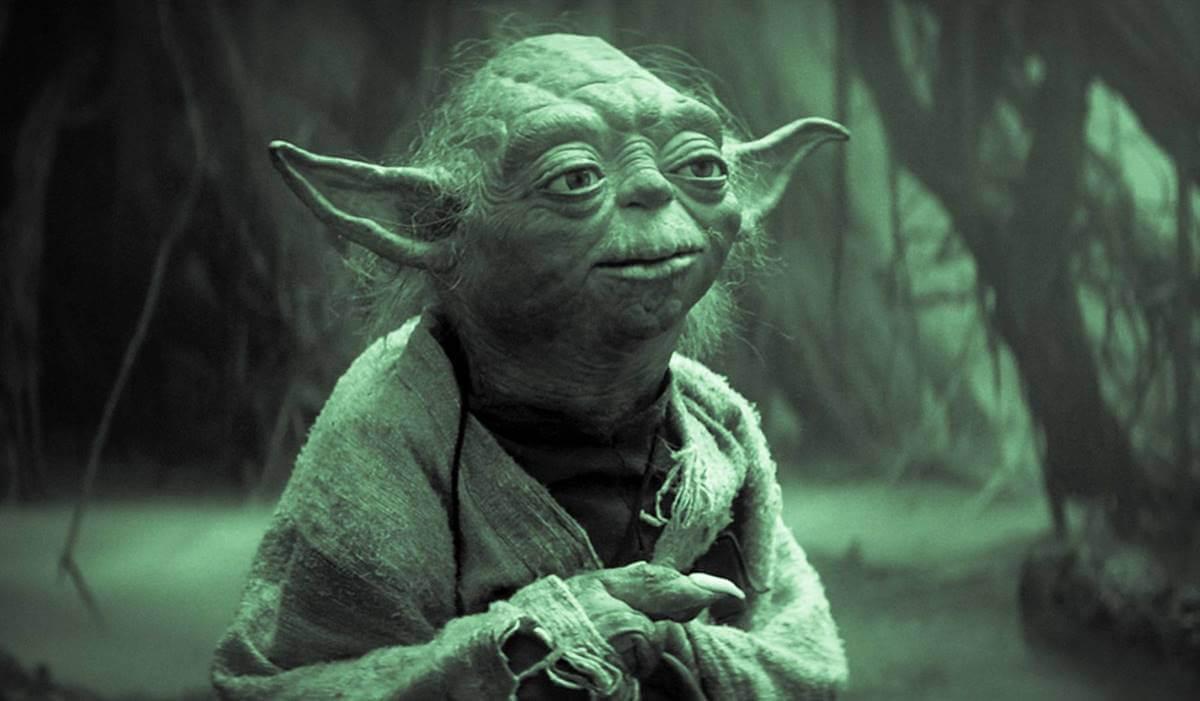 Las 20 mejores frases de Yoda (Star Wars)