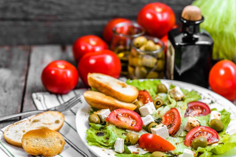 3 beneficios de la dieta mediterránea