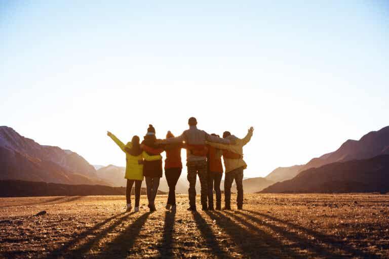 Crea tu tribu: pertenecer a un grupo social mejora tu salud y felicidad