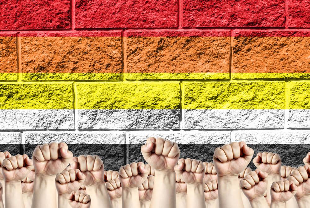 Bandera de la lithsexualidad