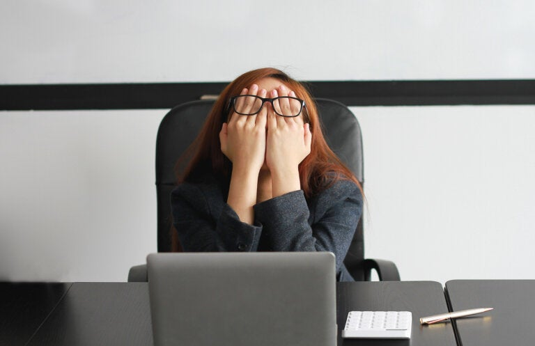 7 señales de que estás trabajando demasiado