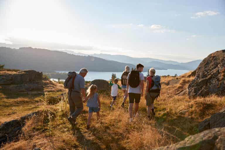4 consejos para mantener un buen ambiente familiar durante las vacaciones