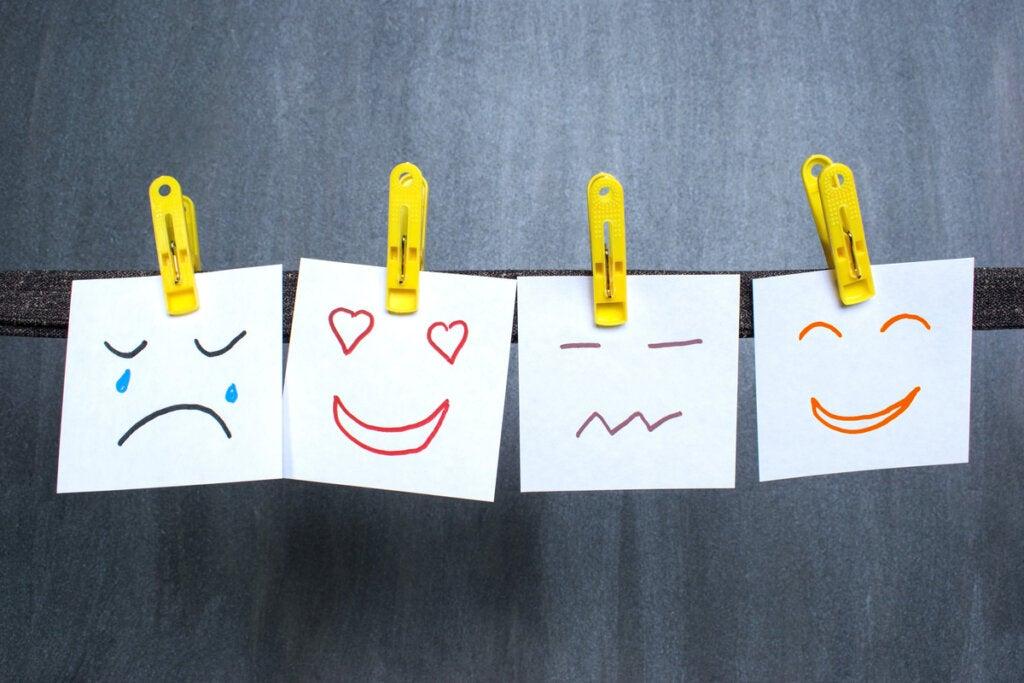 Los 27 tipos de sentimientos