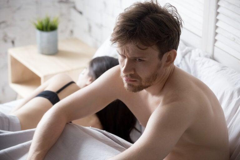 Eyaculación retardada: síntomas, causas y tratamiento