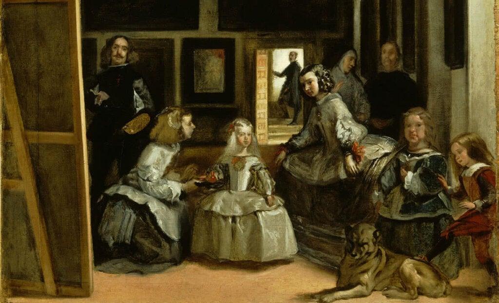 Las Meninas von Velázquez