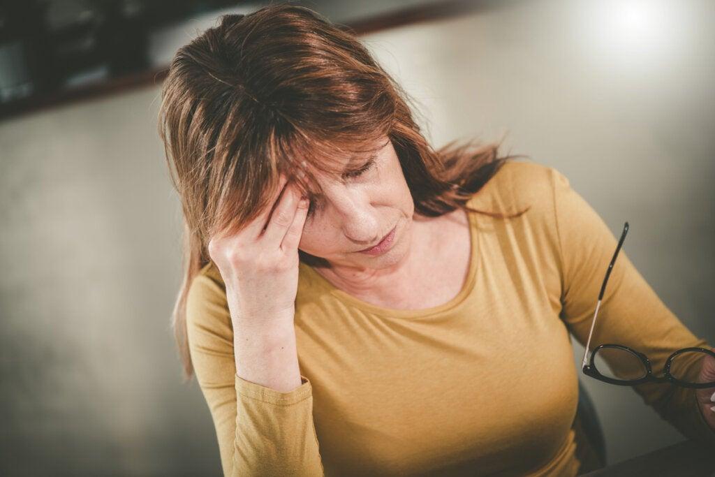Baja laboral por depresión, algo cada vez más común