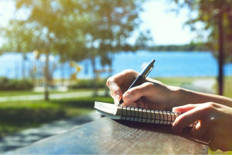 Escribir puede mejorar la salud mental