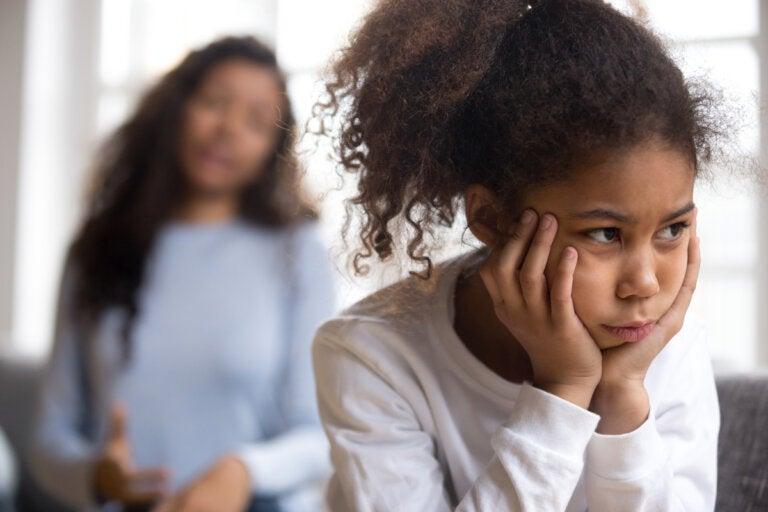 ¿Qué hacer si un niño no quiere cumplir el régimen de visitas?
