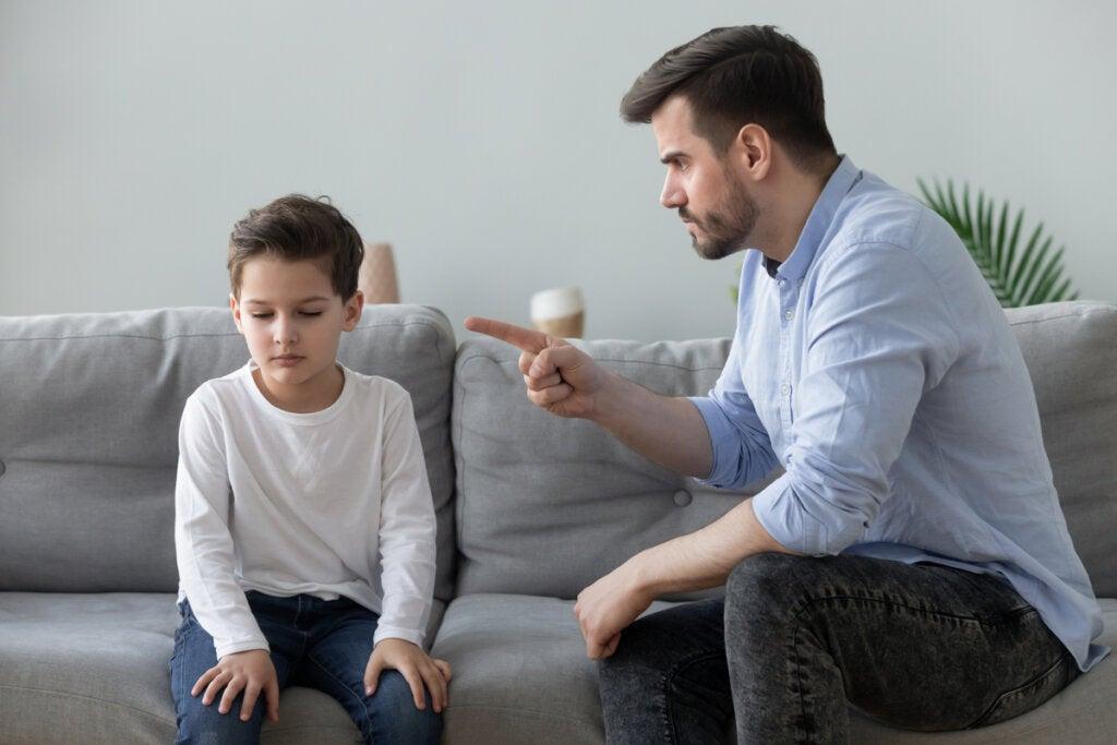 Das Leben mit narzisstischen Eltern