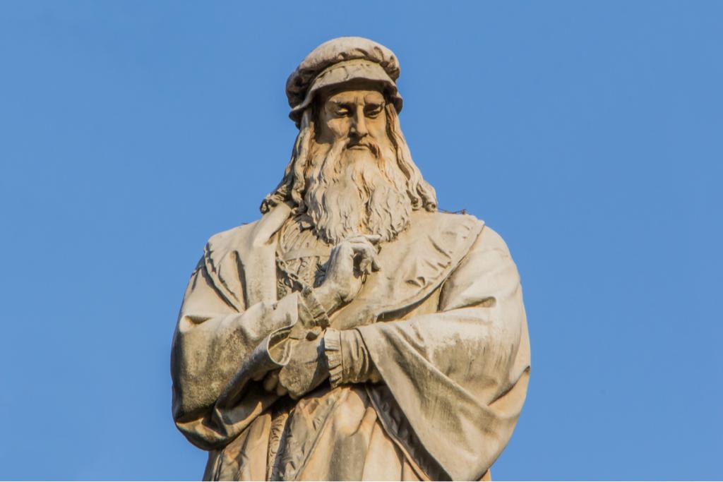7 curiosidades sobre Leonardo Da Vinci