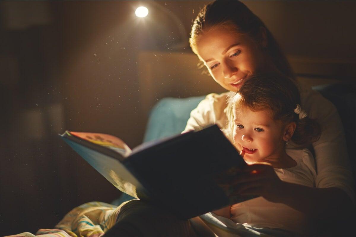 Los 7 mejores cuentos infantiles para dormir