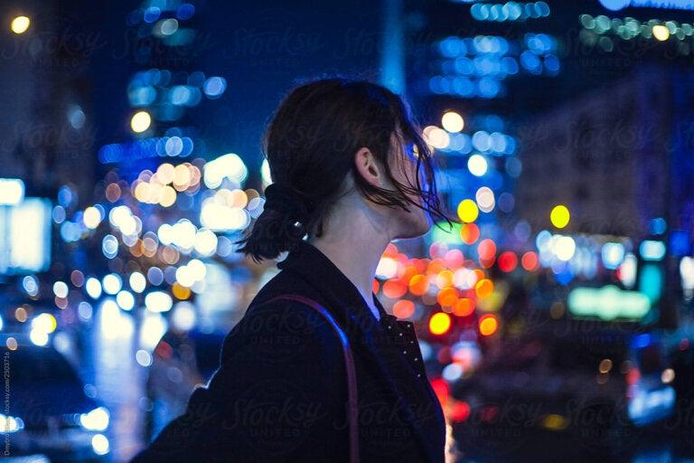 Relación entre luz artificial nocturna y la depresión