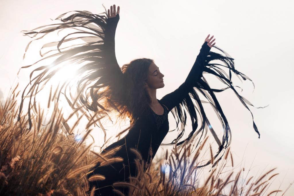 El arquetipo de la mujer salvaje: cómo puede ayudarte