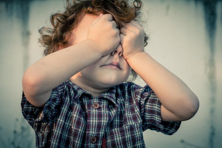 8 síntomas comunes de ansiedad en los niños