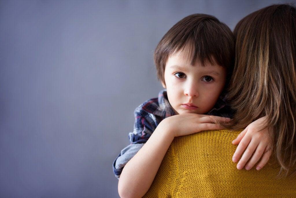 Hijo ancla, cuando los padres atan emocionalmente a un hijo