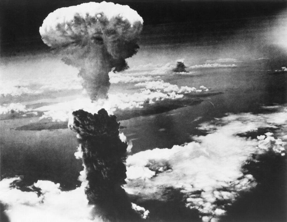 Explosión en Hiroshima