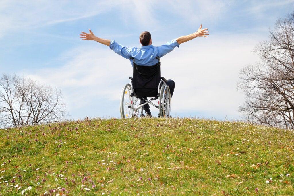 Cómo afrontar una discapacidad física