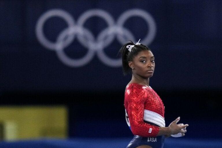 Simone Biles: la salud mental es más importante que el deporte