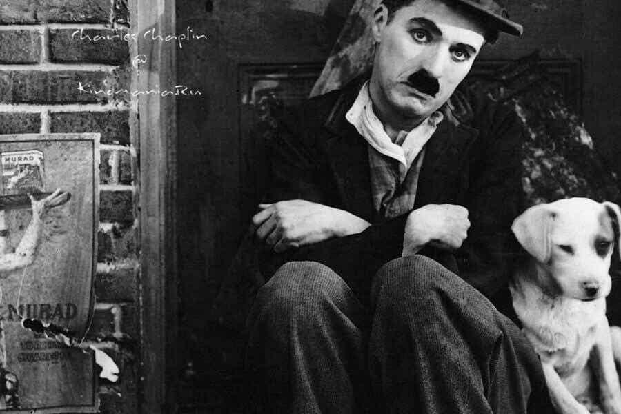 El mundo pertenece a quien se atreve, hermoso poema de Charles Chaplin