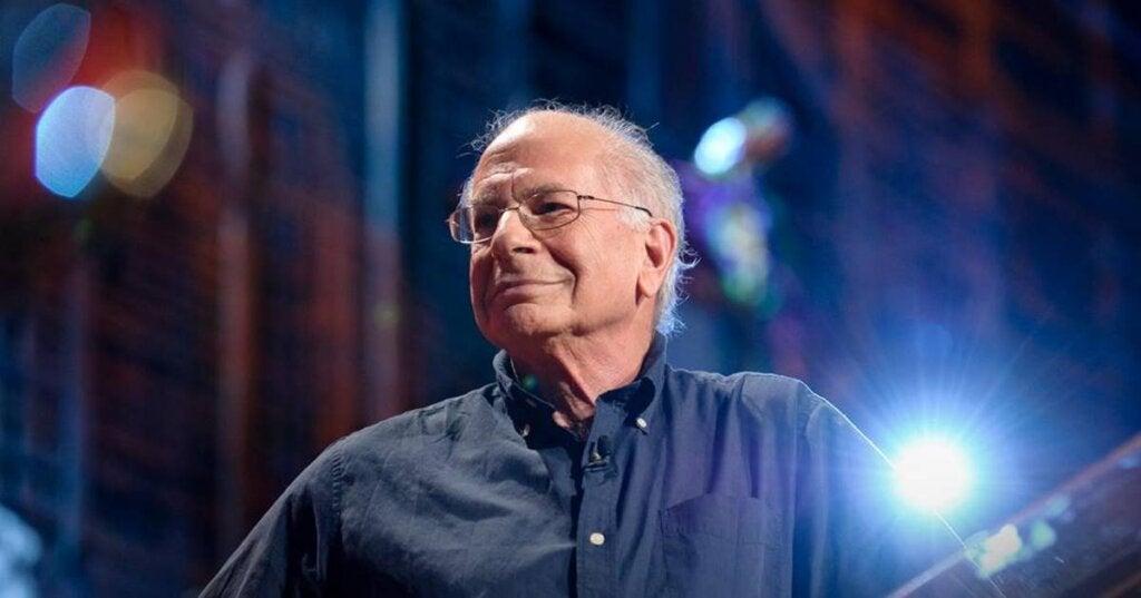 Daniel Kahneman talking about noise