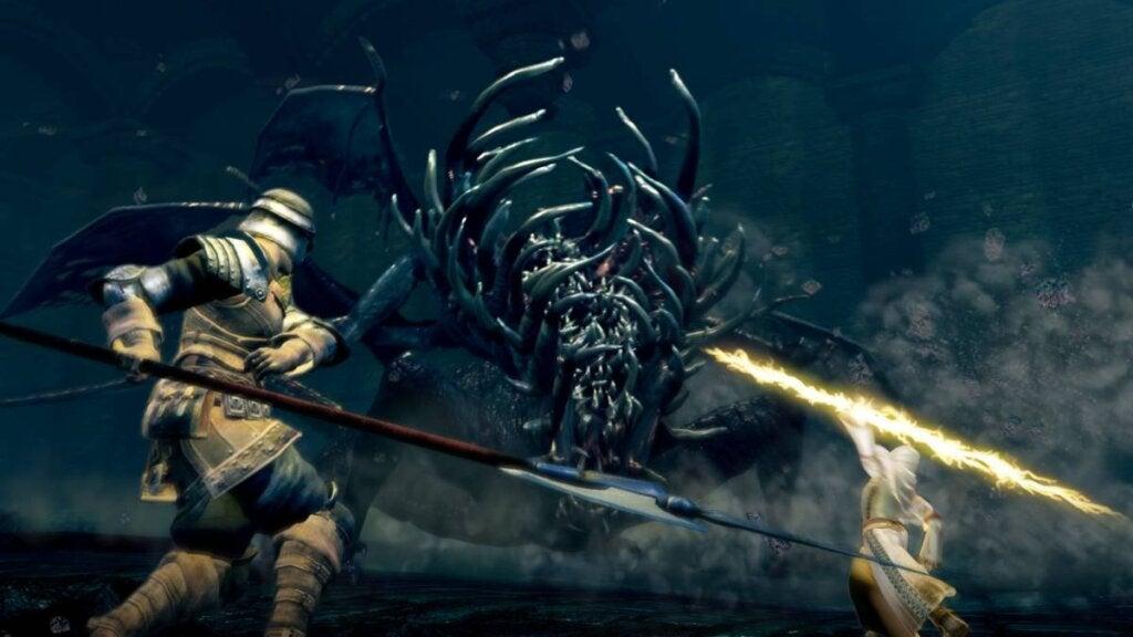Dark Souls, el videojuego que ayuda a tratar la depresión