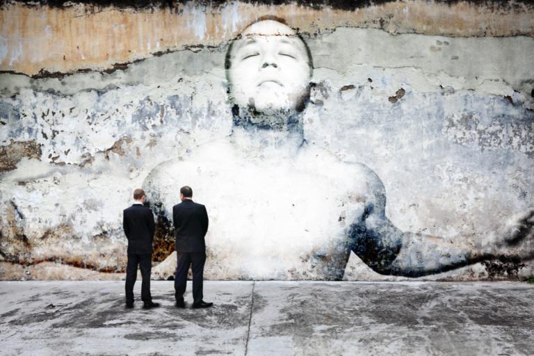 Los 6 tipos de arte urbano y sus características