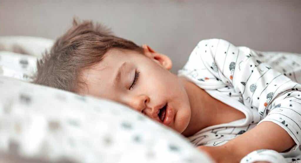 Apnea del sueño en niños: síntomas y consecuencias