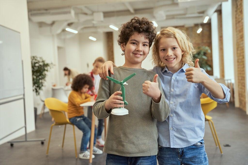 Nyskapande barn