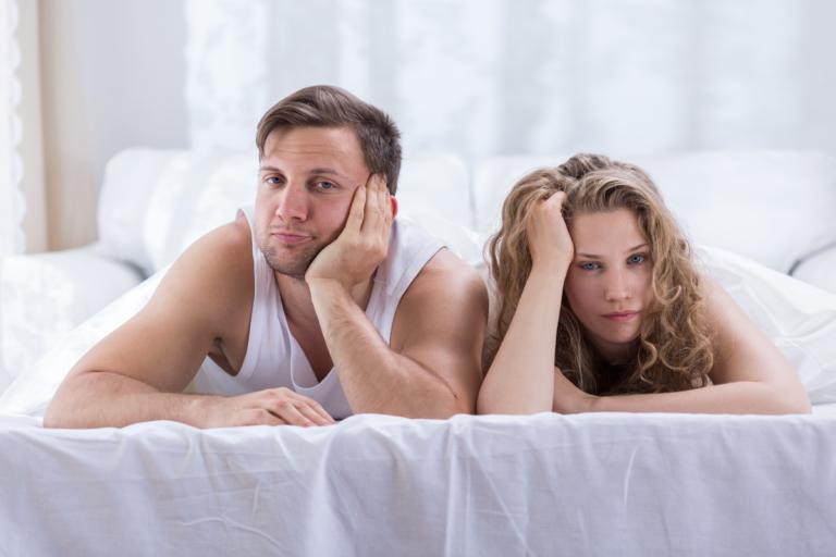 8 razones por las que una pareja deja de tener relaciones sexuales