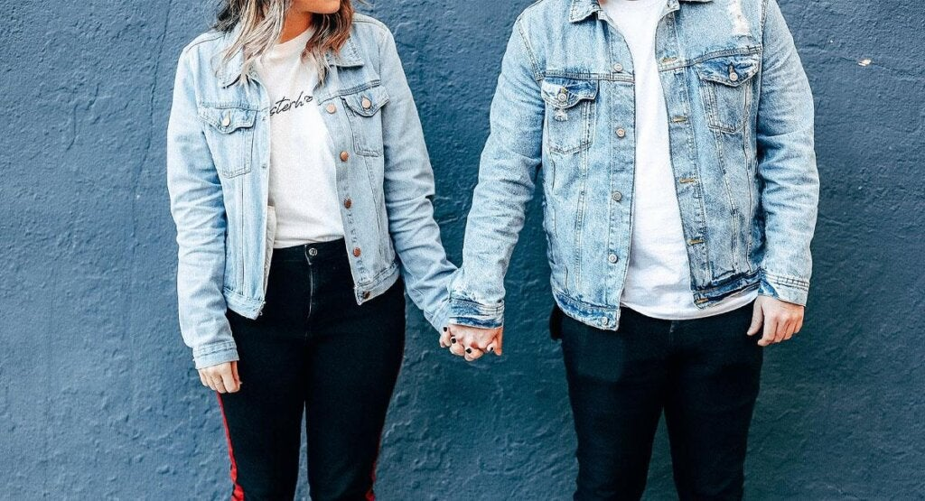 image représentant comment les couples finissent par se ressembler beaucoup